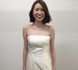 bridalbloom試着ビフォー(正面)